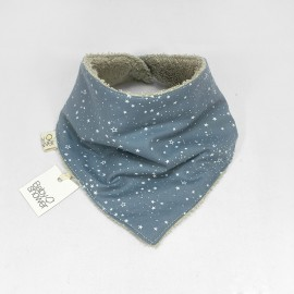 BANDANA BLUE STAR