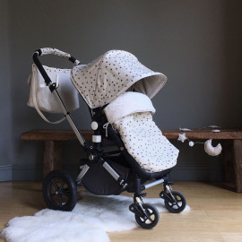 SUPERSTAR BUGABOO FOOTMUFF