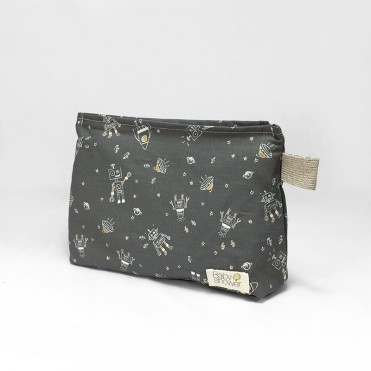 SPACE NAPPIES POUCH