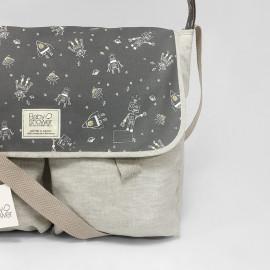 SPACE STROLLER BAG