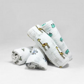 JUNGLE JAM ADEN + ANAIS SWADDLE