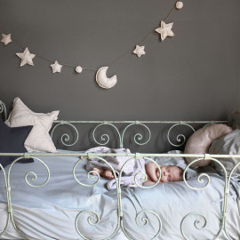 MINTDOT DUVET COVER SET