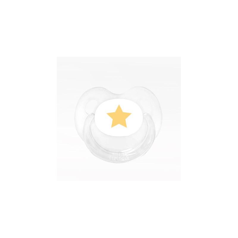 CHUPETE TUTETE YELLOW STAR