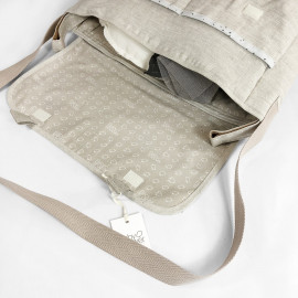 MAXIBAG CARRITO GREY ON GREY