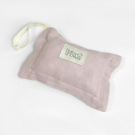 ROSE POWDER LAVANDER POUCH