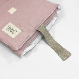 ROSE POWDER CHANGING PAD