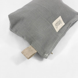 POCHETTE PAÑALES GREY POWDER