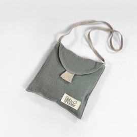 GREY POWDER DUMMY BAG