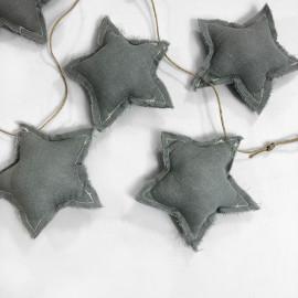 BANDEROLA STAR GREY POWDER