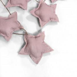 BANDEROLA STAR ROSE POWDER