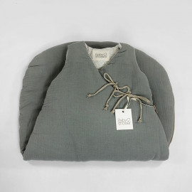 SACO DORMIR GREY POWDER