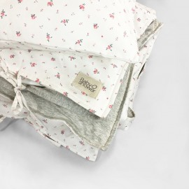FLOWER BLOOM DUVET SET