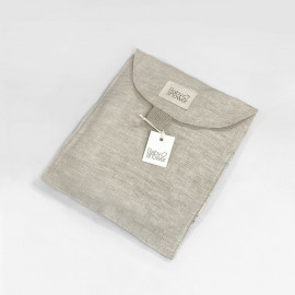 100% LINEN TRAVEL POCKET