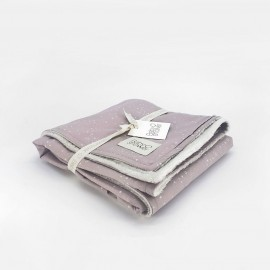 MALVA STAR FLEECE BLANKET