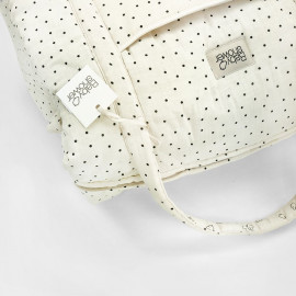 POLKA DOT CAMILA MATERNITY BAG