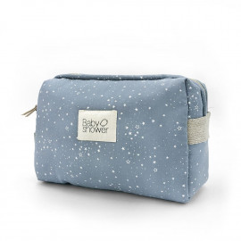 TROUSSE DE TOILETTE CAMILA BLUE STAR