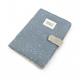 BLUE STAR DOCUMENT FOLDER