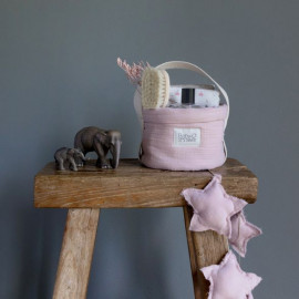 ROSE POWDER ALEHOP BASKET