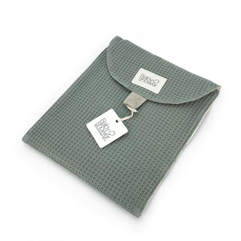 WAFFLE FOG CLOTH BAG