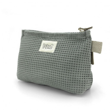 WAFFLE FOG NAPPIES POUCH
