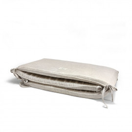 GREY POWDER 60 CRIB LINER BRICK