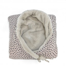DALMATA FLEECE ANGEL NEST
