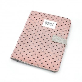 WAFFLE ROCK NUDE DOCUMENT FOLDER
