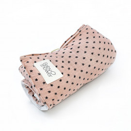 WAFFLE ROCK NUDE CHANGING PAD