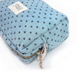 ROCK BLUE CAMILA TOILETRIES CASE