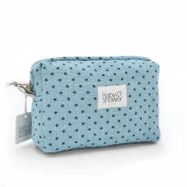 TROUSSE DE TOILETTE CAMILA ROCK BLUE