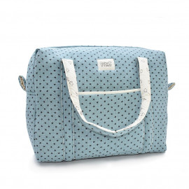 SAC MATERNITÉ CAMILA ROCK BLUE