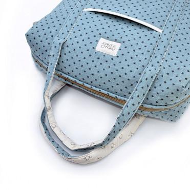 ROCK BLUE CAMILA MATERNITY BAG