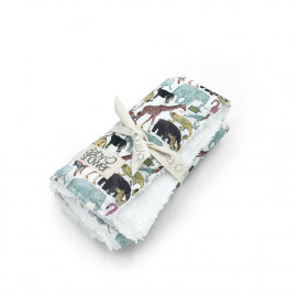 LIBERTY WILTHSHIRE MINI-TOWEL