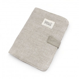 100% LINEN DOCUMENT HOLDER