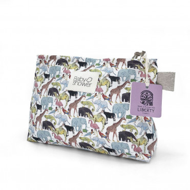 DOTS NAPPIES POUCH
