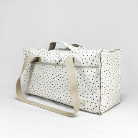 BLACK STAR MATERNITY BAG