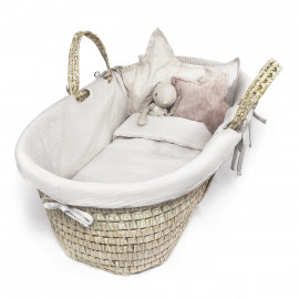 CLOUD POWDER MOSES BASKET