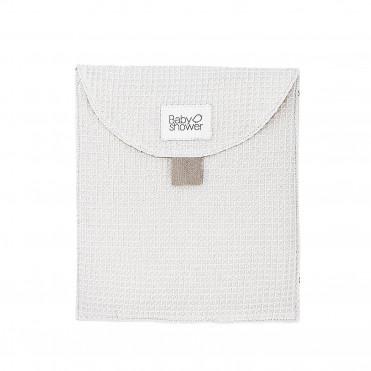 WAFFLE CLOUD CLOTH BAG