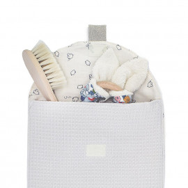 WAFFLE CLOUD CLOTH BAG