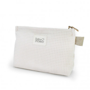 POCHETTE COUCHES WAFFLE CLOUD