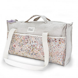 LIBERTY PINK MATERNITY BAG