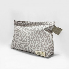 METAL PRINT NAPPIES POUCH
