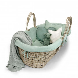MINT POWDER MOSES BASKET