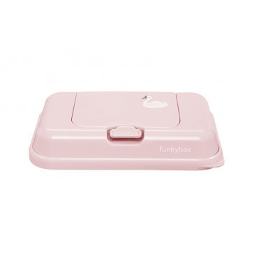 FUNKY BOX TO GO PINK SWAN