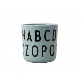 VASO MELANINA GREEN DESIGN ABC