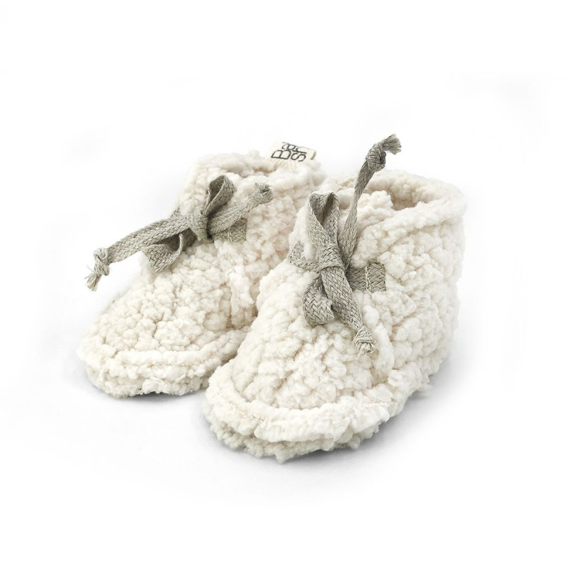 MOUTON BOOTIES