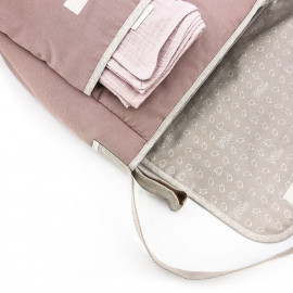 PETAL CANVAS STROLLER BAG