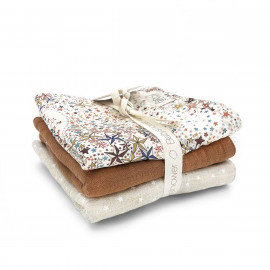 LOT DE SERVIETTES LIBERTY ADELADJA