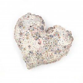 LIBERTY ADELADJA HEART CUSHION