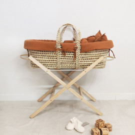 CARAMEL POWDER MOSES BASKET